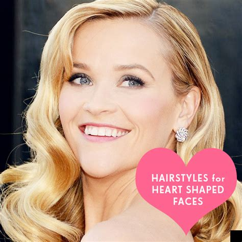 everyday hairstyles for heart shaped faces medium length curly haircuts for round faces hairs