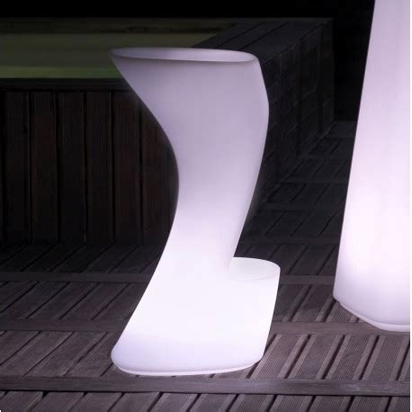 Tabouret Lumineux by Tabouret Lumineux Animfun Location De Structures