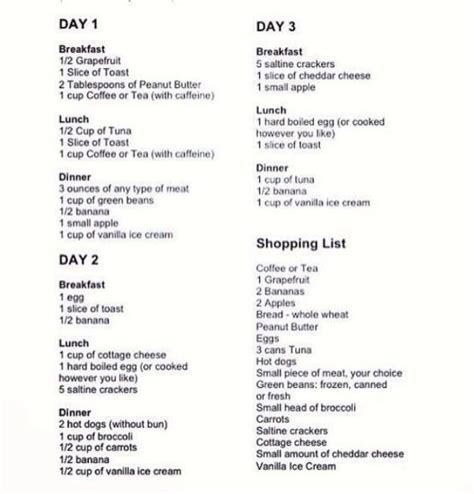 10 Day Detox Diet Supplements List by 1000 Images About Healthy Living Weight Lose On