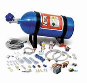 NOS 05130NOS Nitrous System Universal  Holley Performance Products