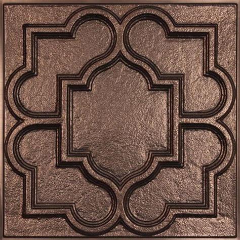 victorian bronze ceiling tiles