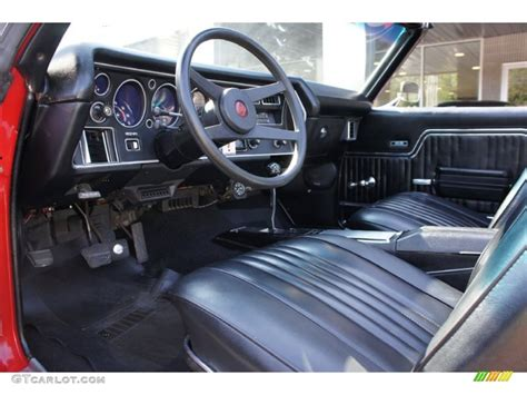 1971 Chevelle Ss Interior by 1971 Chevrolet Chevelle Ss 454 Convertible Interior Photo