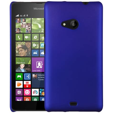 Hp Microsoft Lumia Rm 1090 ultra thin rubberized matte cover for microsoft