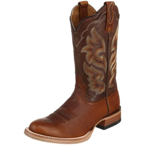 best new ariat s cyclone western boot barnwood brown