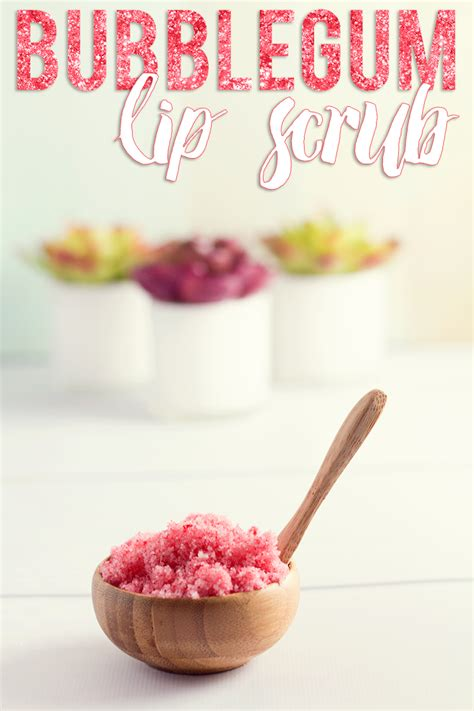 16 best diy lip scrubs for kissable