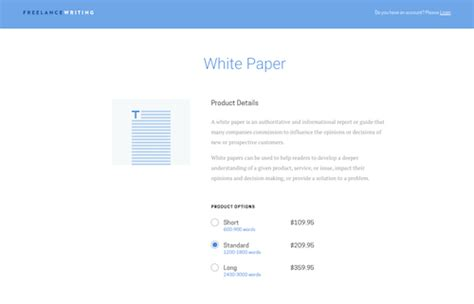 white paper writing services hire white paper writers professional white paper