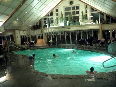 Large Cottages With Indoor Pool by Indoor Pool