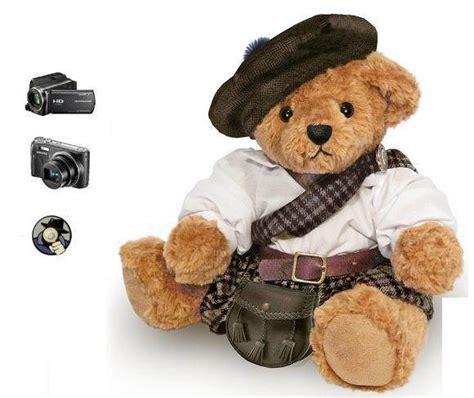 Teddy Bear Hidden Cameras | buy online spy hidden teddy bear secret recording camera