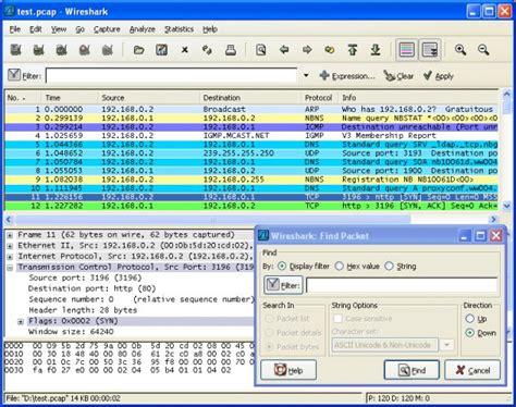 tutorial wireshark para monitoramento de rede wireshark no superdownloads download de jogos programas
