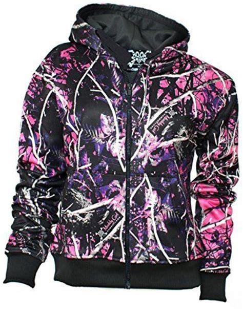 purple realtree hoodie muddy camo hoodie zipper jacket sleeve nwt ebay