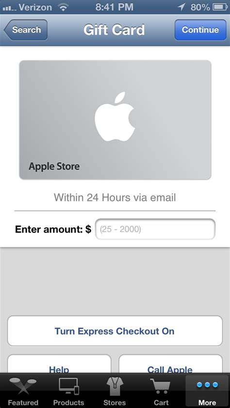 Add Apple Store Gift Card To Passbook - apple store app update brings siri shopping lets you add store gift cards to passbook