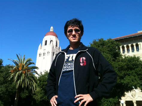 Stanford Hamilton Jd Mba by Honors Thesis Helps Pave The Way To Stanford