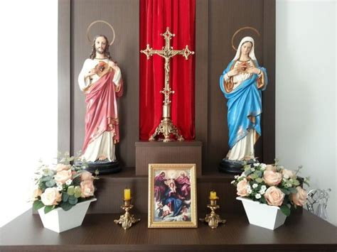 888 best catholic home decor images on pinterest virgin home altar design ideas best home design ideas