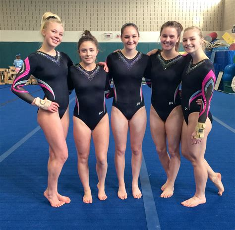 High School Girl Gymnastics Team Sexy Girl And Car Photos