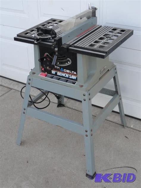 delta 10 inch bench saw delta bench saw 28 images delta 10 quot table saw ebth