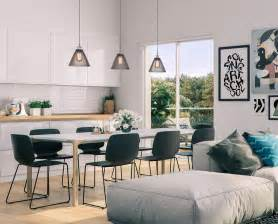 room scandinavian style 32 more stunning scandinavian dining rooms