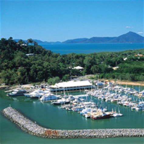 Yorkeys Knob Marina by Yorkeys Knob Queensland