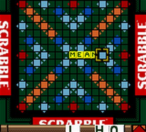 play scrabble for free play scrabble nintendo boy color play retro