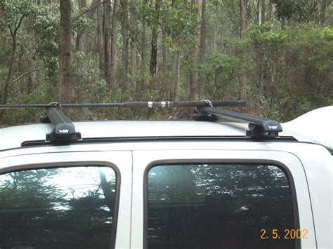 Door Canopy Awning Me On Roof Racks For The Hilux