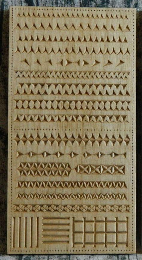 digital  practice basswood board patterns