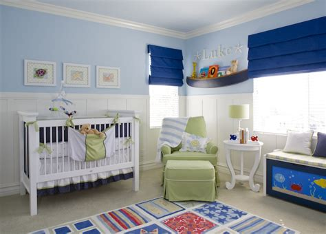Nautical Themed Nursery Decor Nautical Themed Nursery