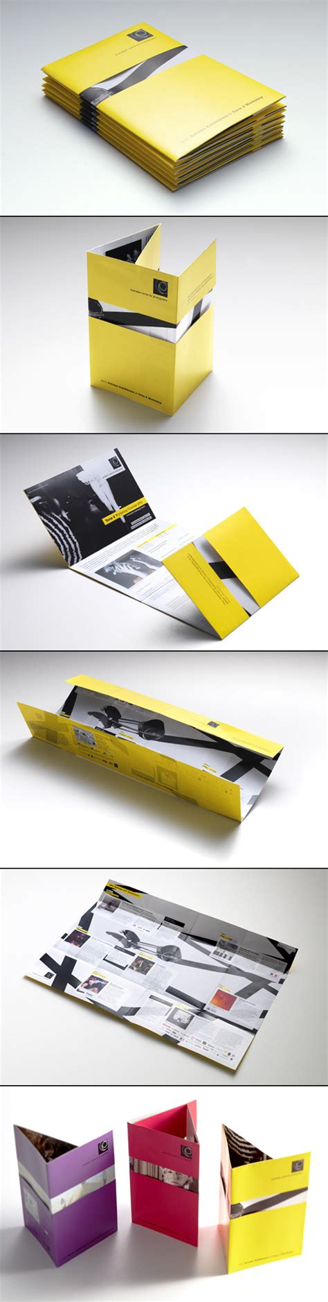 creative printing designs 25 creative brochure designs for inspiration creatives wall