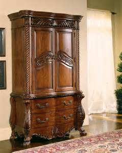 pheasant run bedroom furniture collection armoire