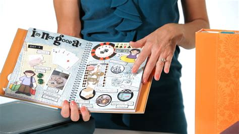 does distress make my look big books different types of scrapbooks scrapbooking