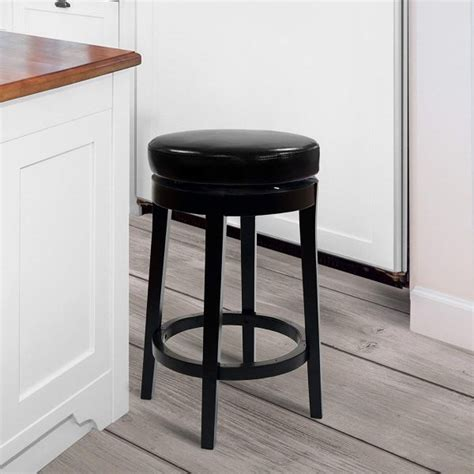 Genuine Leather Swivel Bar Stools by 51 Swivel Bar Stools To Go With Any Decor