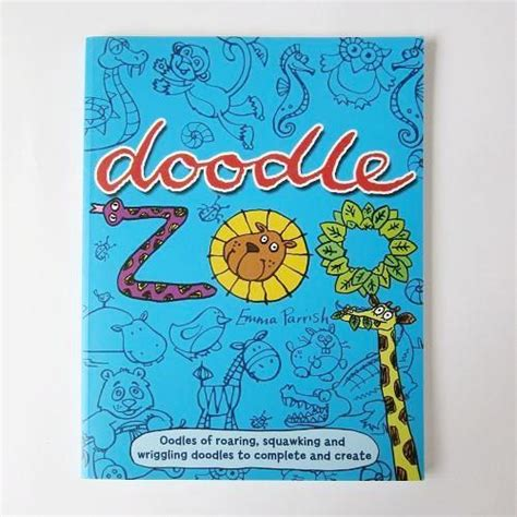 doodle zoo doodle zoo activity book big draw shop