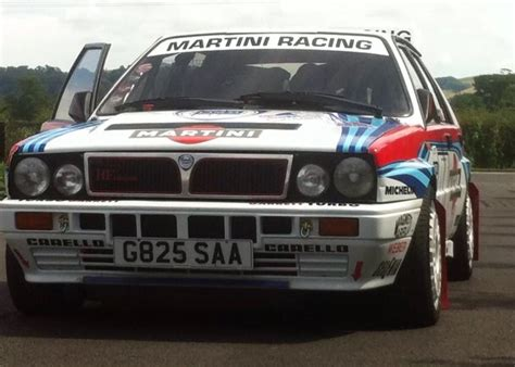 lancia delta integrale rally car rally cars for sale at