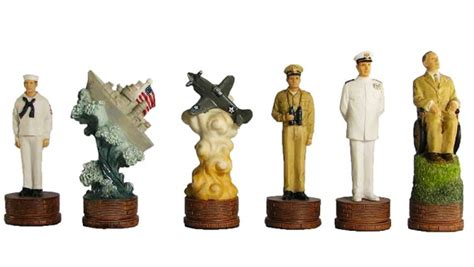 Unusual Chess Sets by The 5 Most Unusual Themed Chess Sets Based On Wars