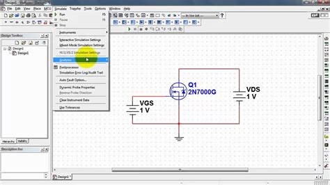 multisim variable resistor multisim resistor sweep 28 images diode vi characteristics using multisim 28 images ni