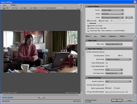 which format to export adobe premiere cara mengekspor video dari adobe premiere pro