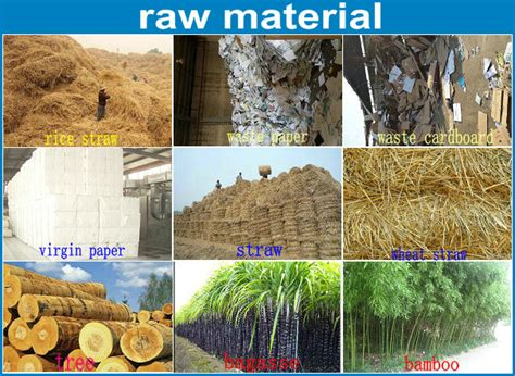 What Materials Are Used To Make Paper - pulp and paper mill suppliers for pulp production line of