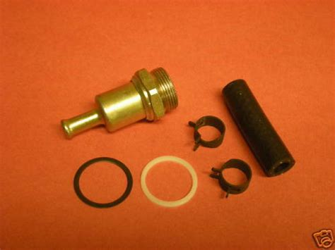 Holley Ford Oe Style Fuel Inlet Filter 302 428 429 Ebay