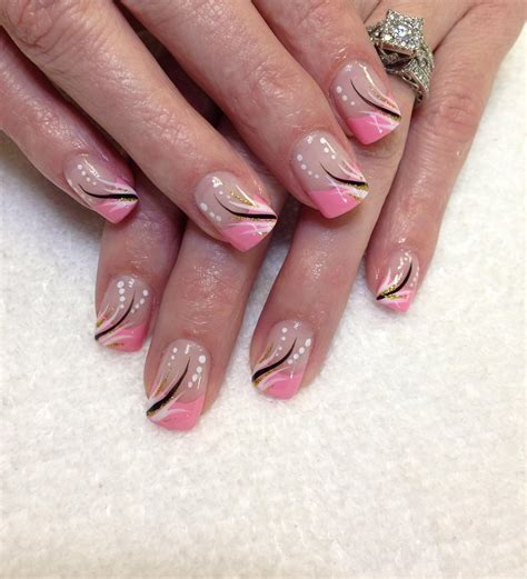 Gel Nail Designs by 22 Tip Nail Designs Ideas Design Trends