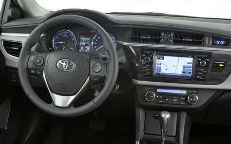 2015 Toyota Corolla Interior O Executivo Toyota Corolla 2015 Fotos Pre 231 Os E Itens