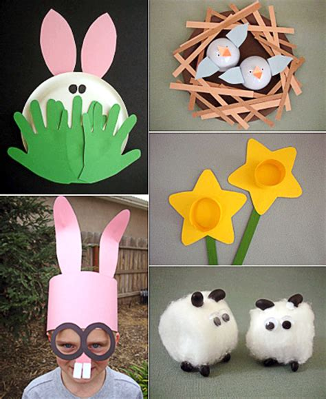 easter ideas for kids mollymoocrafts easter crafts mollymoocrafts