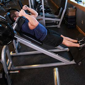 narrow stance leg press exercise guide and
