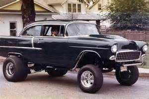 1955 Chevrolet Gasser 1955 Chevrolet 210 Sedan Two Door Gasser Drag Dragster