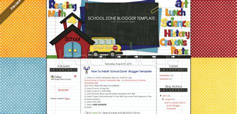 templates blogger school butterflygirlms rambles on school is here new free