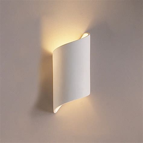 Contemporary Wall Sconces 5 Quot Contemporary Cylinder Ribbon Wall Sconce Contemporary Ceramic Interior Wall Sconces