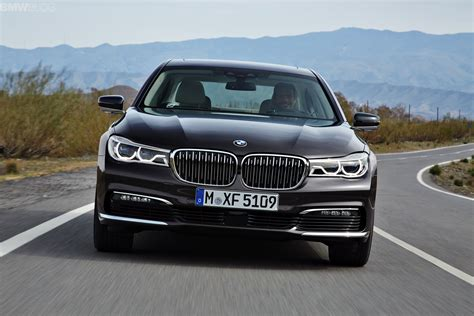 bmw 7 series 2016 bmw 7 series exterior and interior design