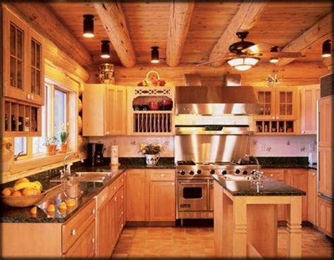 kitchen cabinets on knotty pine walls knotty pine kitchen cabinets kitchen cabinets pinterest