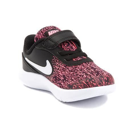 athletic shoes for toddlers toddler nike flex contact athletic shoe black 99388182