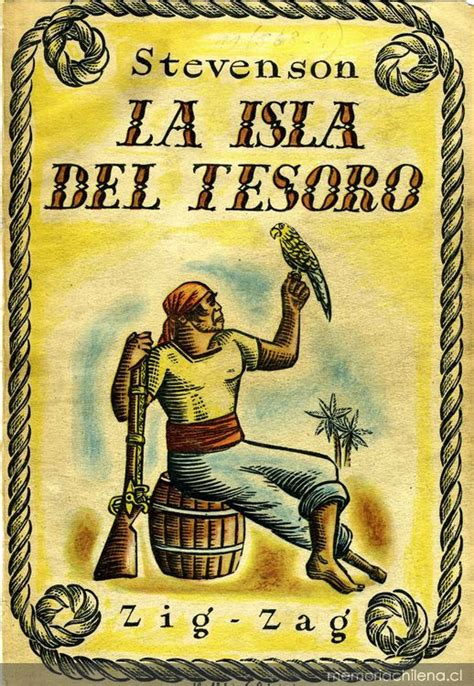 libro la isla de las la isla del tesoro memoria chilena biblioteca nacional de chile