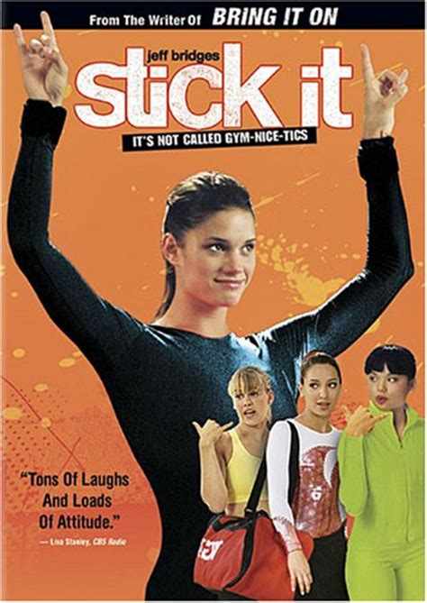 Stick It by Stick It Trailer Reviews And More Tvguide
