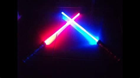 wars color changing lightsaber wars dual fx sound color changing lightsabers