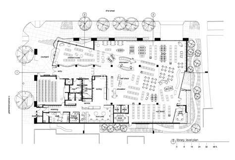 seattle public library floor plans schematic site plans block diagram site plan elsavadorla